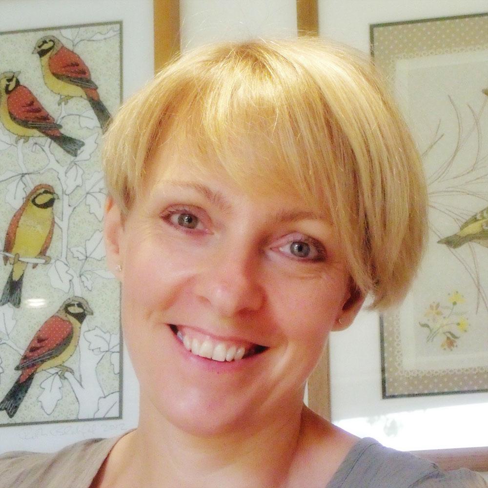 Ruth Blackford - Artist based in London