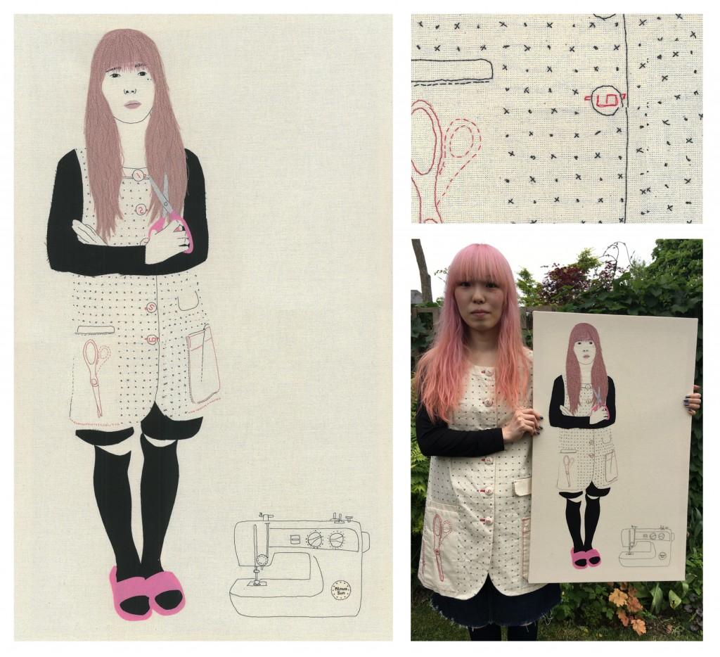 Yuka Maeda - fashion designer