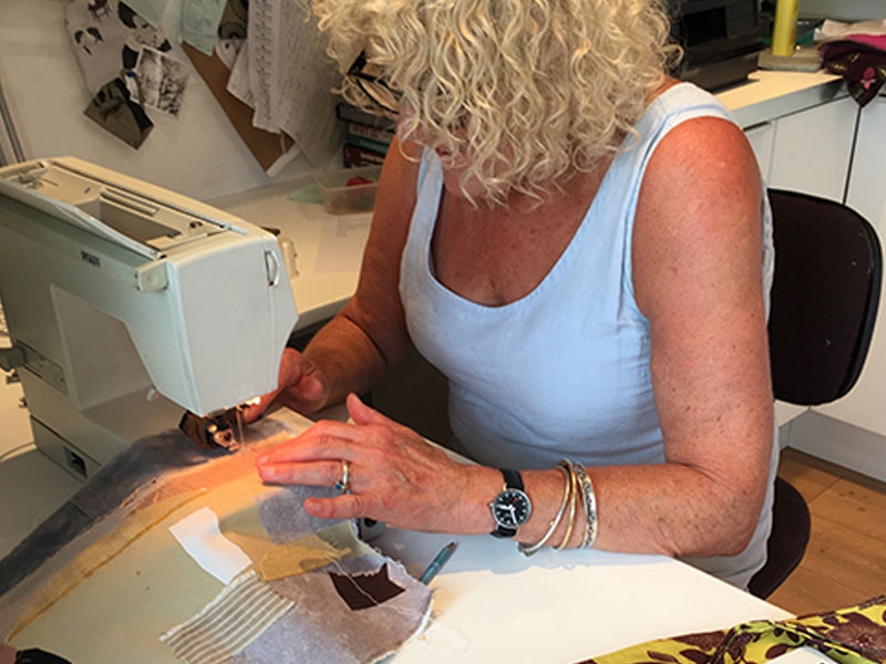Ruth Blackford Embroidery Workshops