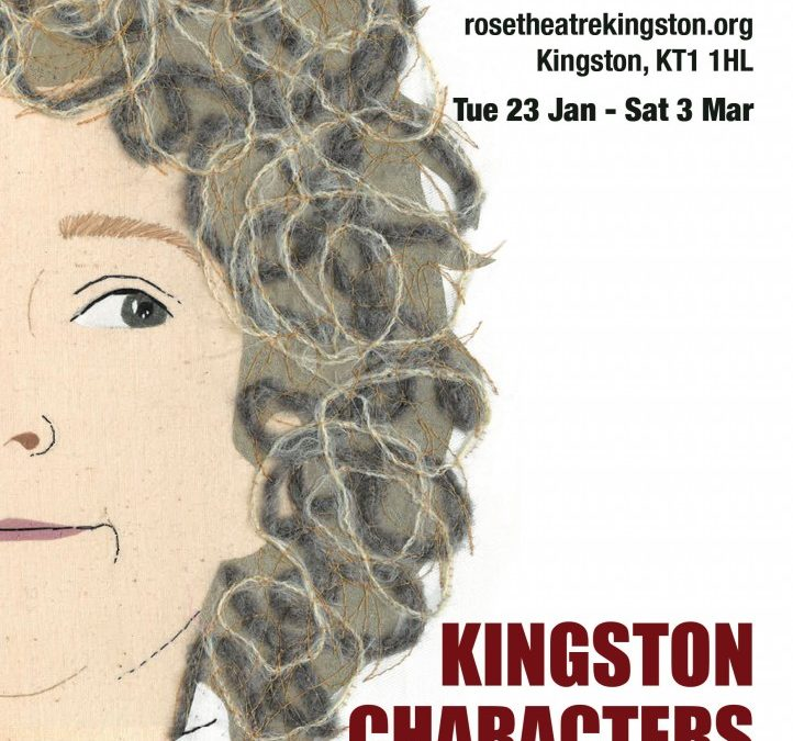 KINGSTON CHARACTERS EXHIBITION is nearly here