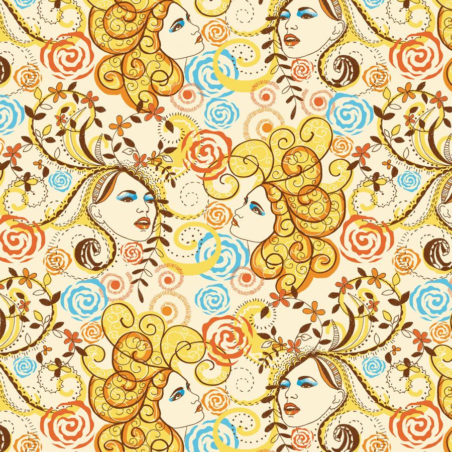 Printed textiles for fashion 6