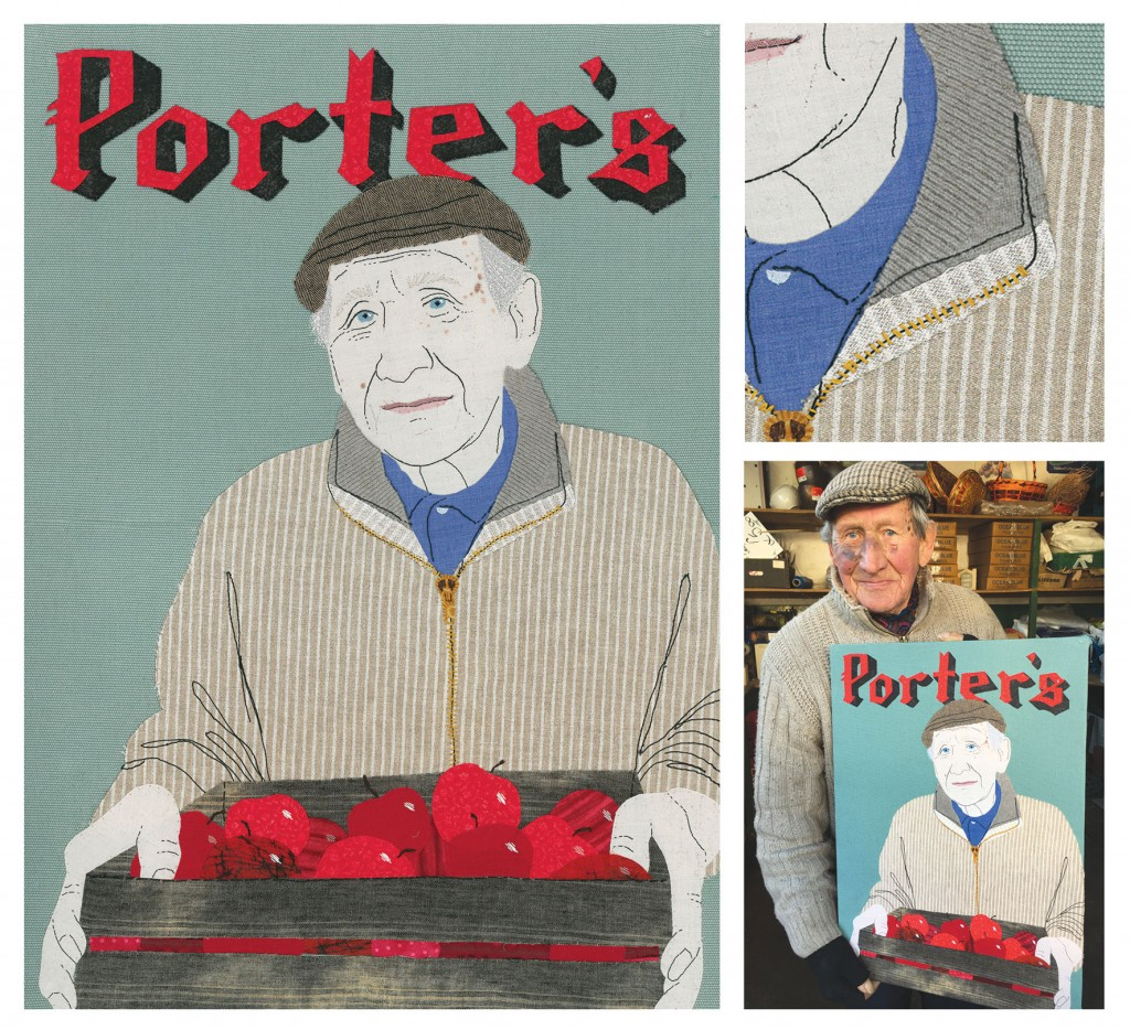 "Mr Porter - ""Greengrocer for 60 years"""