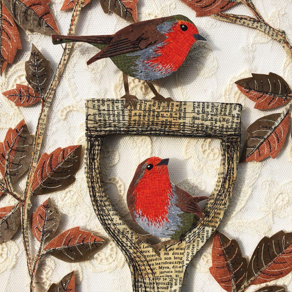 Robins detail