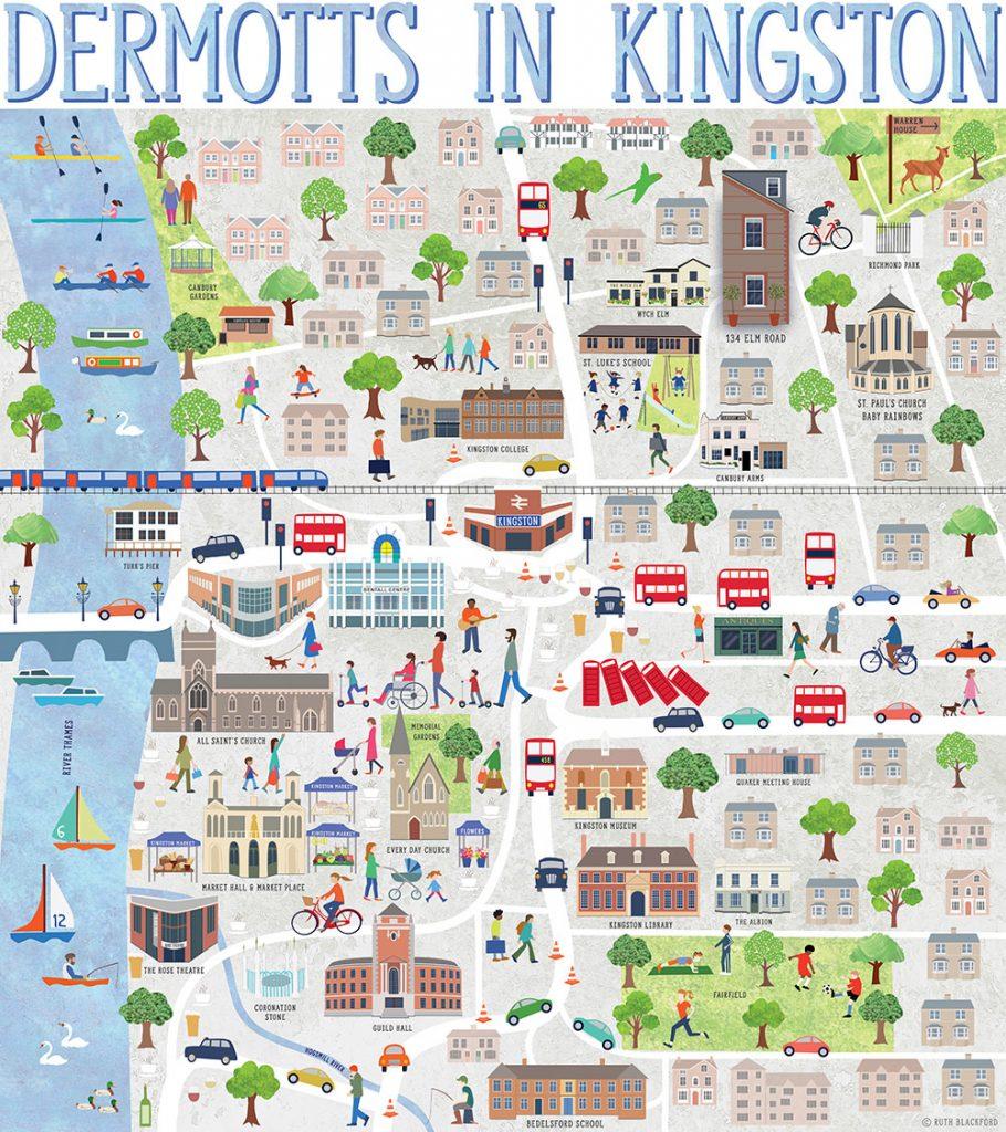 DERMOTTS IN KINGSTON