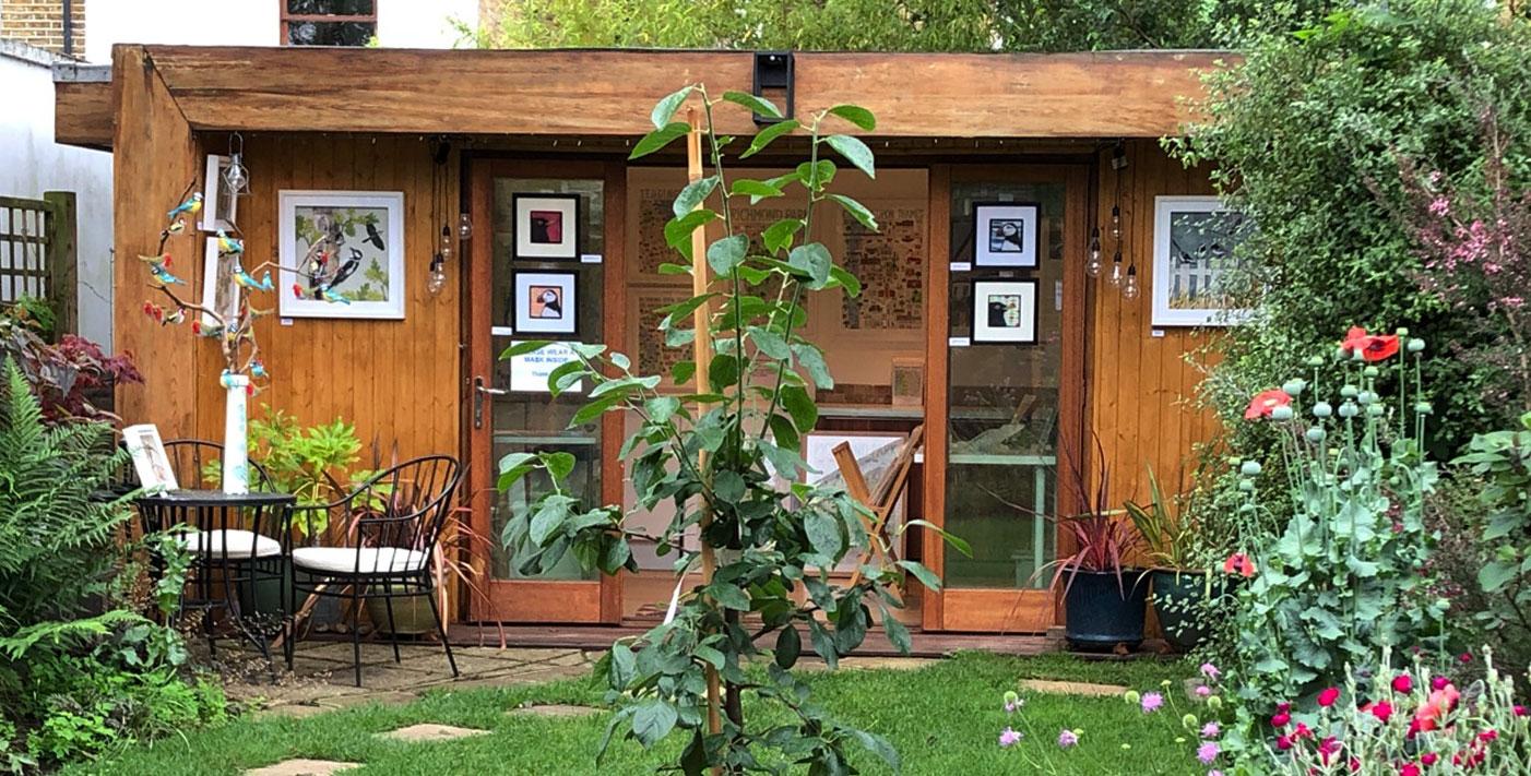 Ruth Blackford Workshop Studio
